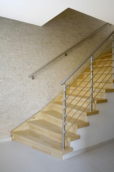Treppenrenovierung nachher