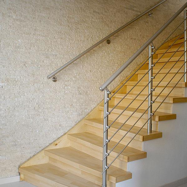 Treppenrenovierung - Nachher